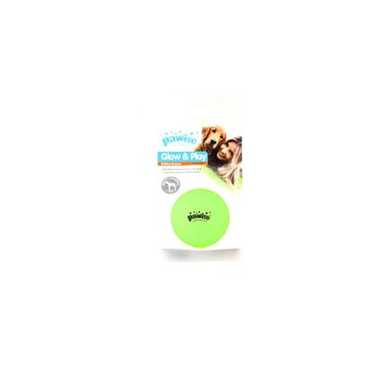 Pawise svetleča žoga Vinyl Luminous, M