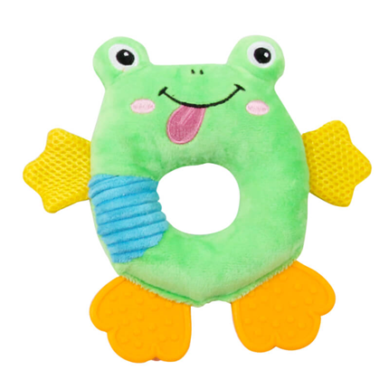 Pawise plišasta žaba Hollow - 17 cm