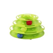 Pawise interaktivna igrača stolp - 24,6 x 24,6 x 13,2 cm