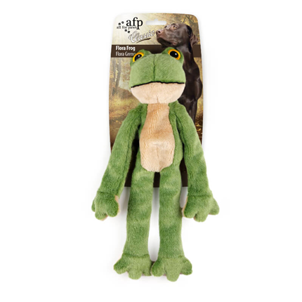 All For Paws plišasta žaba - 40 cm