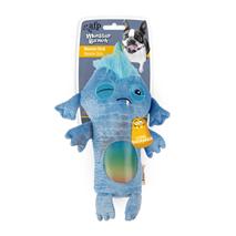 All For Paws plišasta igrača Monster, moder - 28 cm
