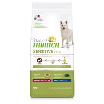 Natural Trainer Sensitive Plus Adult Medium/Maxi - konj in riž