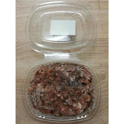 Good4Dogs mleta lososova glava za pripravo obroka - 500 g