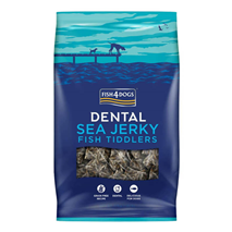 Fish4Dogs Sea Jerky, male kocke