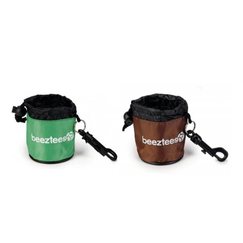 Beeztees torbica za posladke S - različne barve