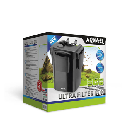 Aquael zunanji filter Ultra 900
