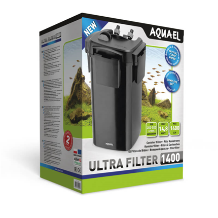 Aquael zunanji filter Ultra 1400