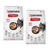 Ontario Cat Sterilised - ovca 2 x 6,5 kg