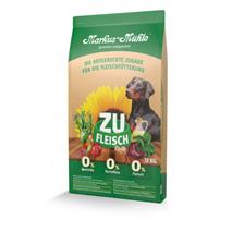 Zufleisch zelenjavna dopolnilna hrana - 1,5 kg