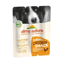Almo Nature Holistic Snack Stick, piščanec - 3 x 10 g