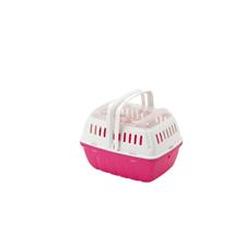 Moderna transporter Hipster S, roza - 23 cm