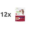 Natural Trainer Cat Adult, vrečka - govedina - 85 g 12 x 85 g