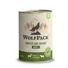 4Pet / WolfPack Adult - teletina in divjačina 400 g