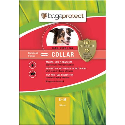 Bogaprotect ovratnica za male in srednje pse - 60 cm