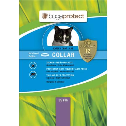 Bogaprotect ovratnica za mačke - 35 cm
