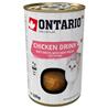 Ontario Kitten pijača s koščki piščanca 135 g