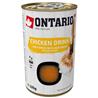 Ontario Cat pijača s koščki piščanca 135 g