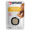Ontario Cat juha - piščanec in zelenjava 40 g