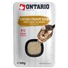 Ontario Cat juha - piščanec, sir in riž 40 g