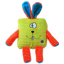 BeFun plišasta igrača Calypso kvadratnik, zelen - 17,5 cm