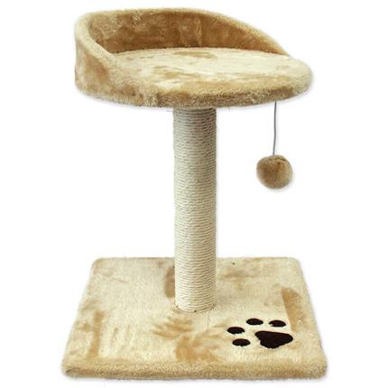 Magic Cat praskalnik Lilly, temno bež - 34 x 34 x 45 cm