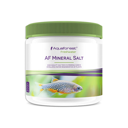 Aquaforest Freshwater Mineral Salt - 500 ml