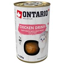 Ontario Kitten pijača s koščki piščanca