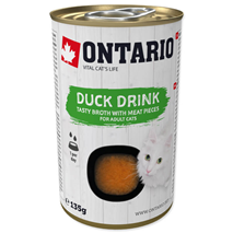 Ontario Cat pijača s koščki race