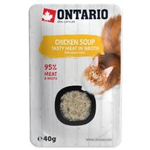Ontario Cat juha - piščanec in zelenjava