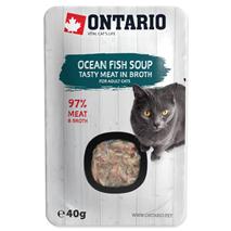 Ontario Cat juha - morska riba in zelenjava