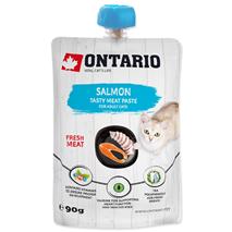 Ontario Cat pasta z lososom