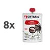 Ontario Cat pasta z jagnjetino 8 x 90 g