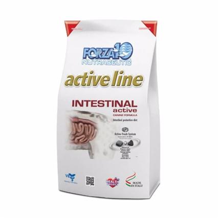Forza10 veterinarska dieta Intestinal Active - 4 kg