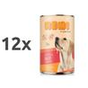 Remi Dog koščki v omaki - govedina in jetra 12 x 1240 g