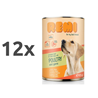 Remi Dog koščki v omaki - perutnina in divjačina 12 x 415 g