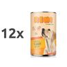 Remi Dog koščki v omaki - puran in raca 12 x 1240 g