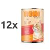 Remi Cat koščki v omaki - govedina in jetra 12 x 415 g