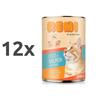 Remi Cat koščki v omaki - losos in postrv 12 x 415 g