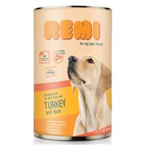 Remi Dog koščki v omaki - puran in raca