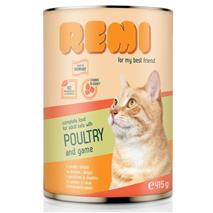 Remi Cat koščki v omaki - perutnina in divjačina