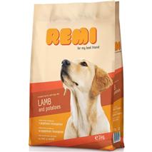 Remi Dog - jagnjetina in krompir - 12 kg