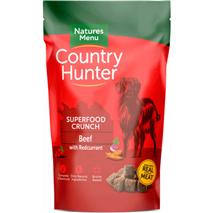 Natures Menu Country Hunter Superfood Crunch - govedina in rdeči ribez - 1,2 kg