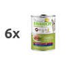 Natural Trainer Sensitive Plus Adult - konj in riž 6 x 400 g