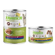 Natural Trainer Sensitive Plus Adult - konj in riž