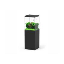 Aquatlantis set z omarico Aqua Tower Pro LED 2.0. (162 l), črn - 50 x 50 x 65 cm