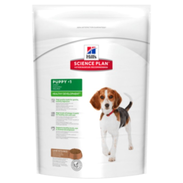 Hill's Puppy - jagnjetina - 3 kg