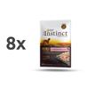 True Instinct High Meat Adult Medium - losos - 300 g 8 x 300 g