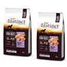 True Instinct Raw Boost Adult Medium - puran 2 x 10 kg