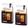 True Instinct Raw Boost Adult Medium - piščanec iz proste reje 2 x 10 kg