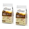 True Instinct Original Adult - piščanec in rjavi riž 2 x 7 kg